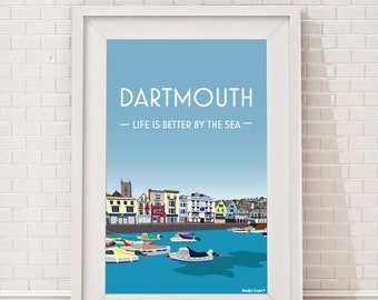 Dartmouth Harbour, Devon