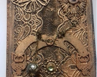 Nice steampunk journal