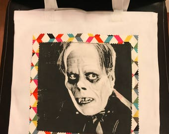 Lon Chaney as The Phantom of the Opera Tote