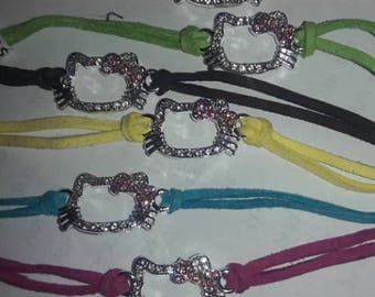 Beautiful Hello Kitty Inspired Bracelet