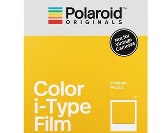 Polaroid Orinigals Color Film for i-Type