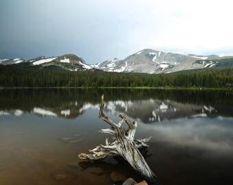 Brainard Lake Print