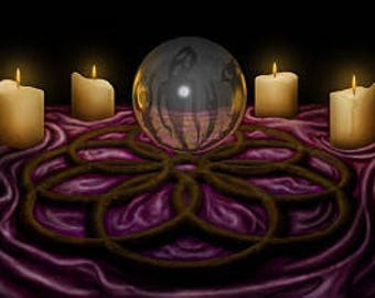 2 Question Master Psychic reading