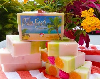 Palm Beach Artisan Soap