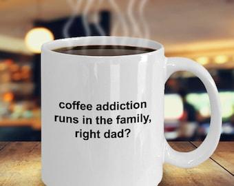 Dad Gift Mug,Dad Funny Coffee Cup, Father's Day Gift, Gift For Him, Humor gift idea, Rude mug, Curse Mug, Inappropriate Mug Mug10449