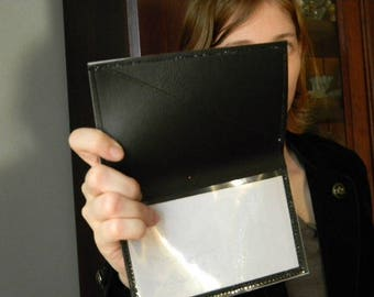 DOCTOR WHO Psychic Paper Cosplay Wallet