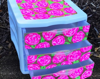 Lilly Pulitzer Box