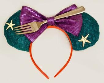 Ariel Disney Ears