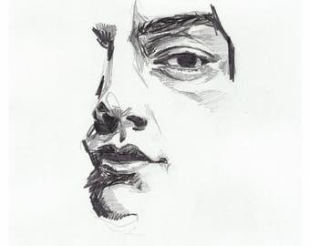 Harry Styles *Another Man* - Art Print