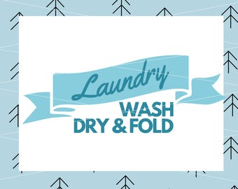 LAUNDRY SVG Laundry Room SVG Laundry cut file Laundry sign svg files for Cricut Silhouette Cricut cut file Silhouette svg dxf eps png lfvs