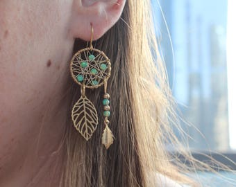 Crazy Catcher earring