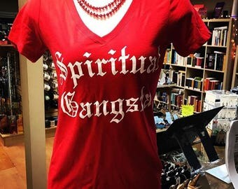 Spiritual Gangsta T-shirt