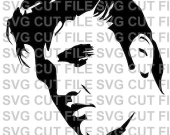 Elvis Svg File Etsy