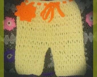 Pantalon court d'été / Summer short pants