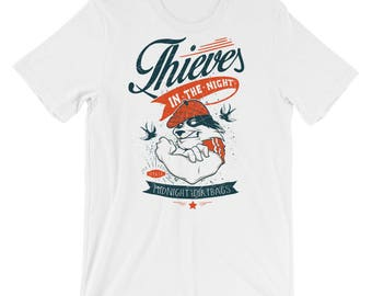 Thieves In The Night Short-Sleeve Unisex T-Shirt