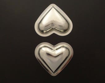 3D heart - Metal mold for baking