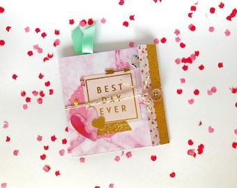 Handmade flipbook - weheartconfetti