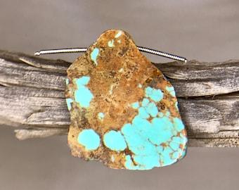 Royston Turquoise Bead