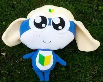 Tamama Plushie (unofficial Sgt. Frog plush)