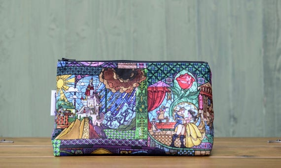 Beauty and The Beast washbag