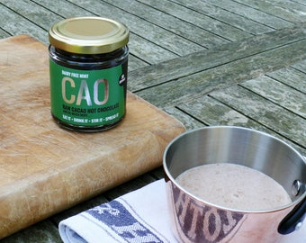 Mint Cao - Vegan Raw Cacao Hot Chocolate & Much More....