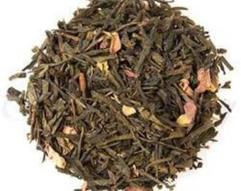Cinnamon Sibu Green Tea