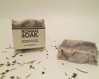 Rosemary & Lavender Aromatherapy Soap