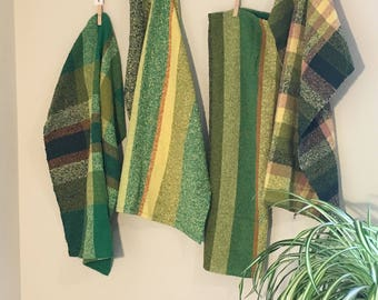 towels, handwoven, kitchen, dish