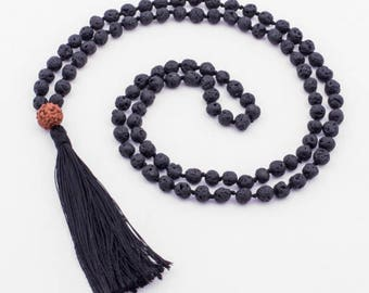 Necklace Lava