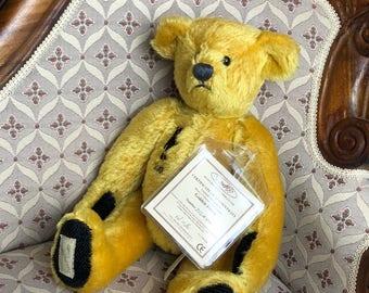 Limited Edition Teddy Bear Golden Dawn