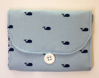 Diaper Clutch, Diaper Changing Pad
