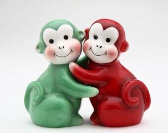 Monkey Salt and Pepper Shaker Set (61498)