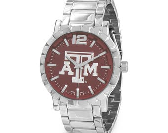 Officially Licensed Collegiate Watches **Great Gift for Dad****  ***Free Shipping*****