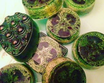 Loofah and Spirulina Soap