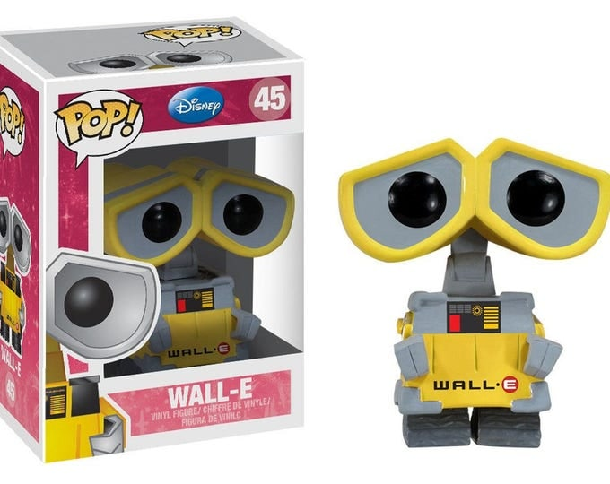 Featured listing image: Wall-E Disney POP Funko Figure 10 cm