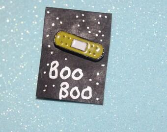 Boo Boo Band-aid pin
