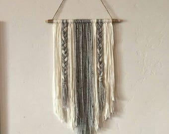 Braided Modern Macrame