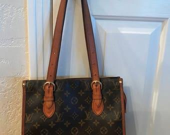 Vintage Louis Vuitton Popuncourt Handbag
