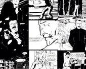 Decades: A crime comic (Print edition)