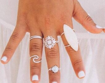 Mandala magic ring