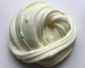 Lemon Pound Cake Slime