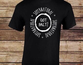 Supernatural: Got Salt? Tshirt