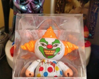 Jack the Clown Universal Studios Halloween Horror Nights Limited Edition Vinyl Figure Mint Unopened