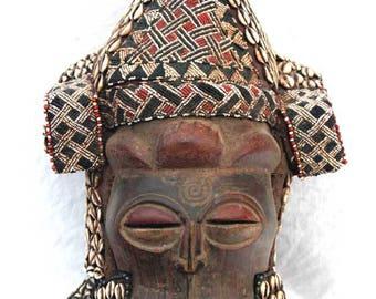 Unusual Kuba Helmet Mask