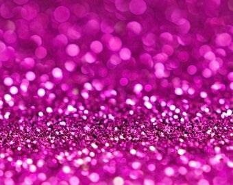 PINK BIO GLITTER - Biodegradable Glitter- Festival Bio Glitter- Eco Glitter-  Compostable -Mermaid Glitter- Cosmetic Grade - 200 microns