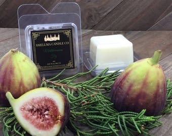 Mediterranean Fig Soy Wax Melts, Wax Melts, Soy Wax Melts, Soy Wax Tart, Soy Candle Melts, Wax Warmer, Scented Soy Tart Sample