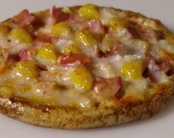 Canadian Bacon and Pineapple (Mom's Favorite)