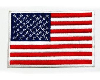 Flag Patch USA W.Ch.Patch