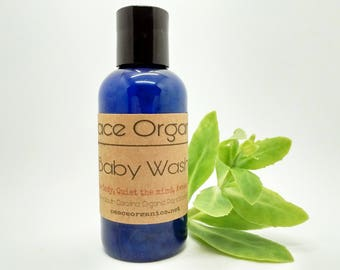 Baby Body Wash - 8oz