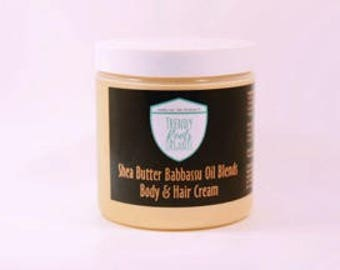 Trendy Roots Organic Shea Butter Babassu Oil Blends